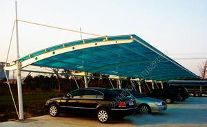 YH (1)阳光板车棚