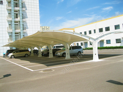QG (6)汽车棚
