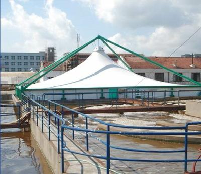 污水池反吊膜