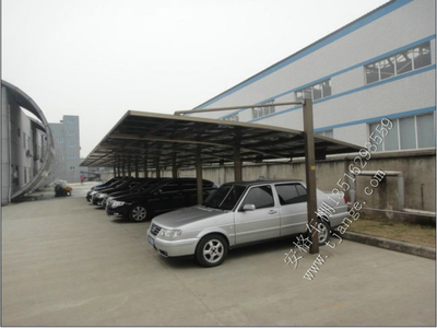 天津铝合金汽车棚