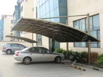 北京铝合金汽车车棚