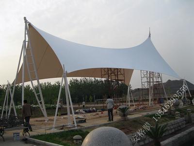 景观膜结构